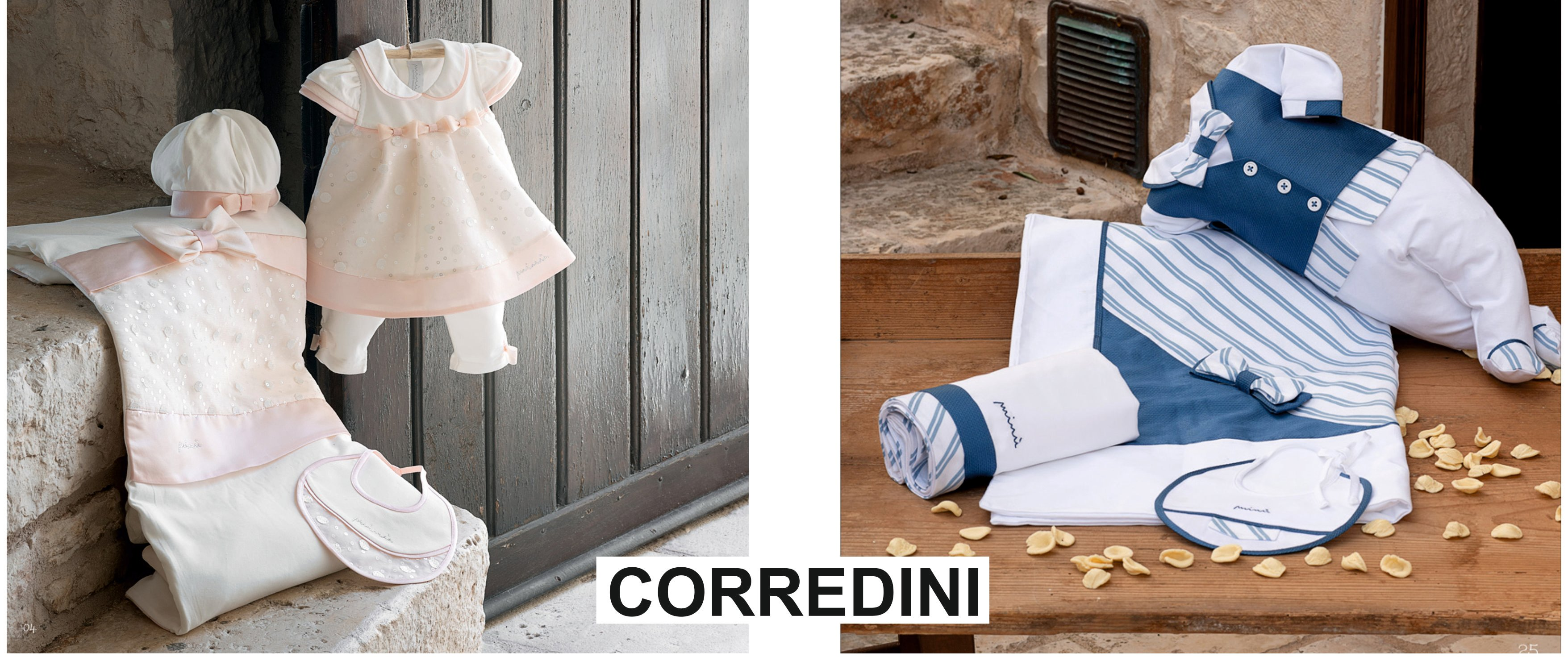 home - slider - corredini